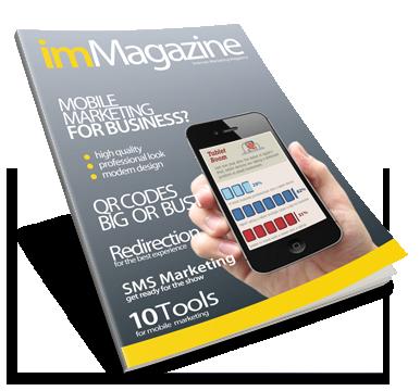 digital magazine Mobile Marketing