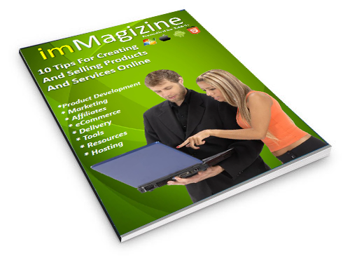 online products Magazine